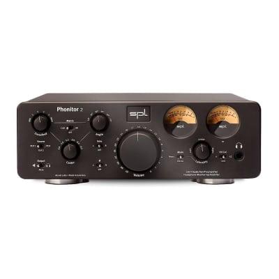 SPL Phonitor 2 Model 1280 120V Headphone Monitoring Amplifier