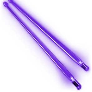 Trophy Music FX12PR Firestix Light Up Drum Sticks (Pair)
