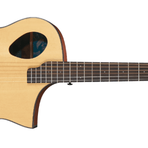 Michal Kelly MKFPN Forte Port Acoustic Satin Natural 2017 Natural Satin for sale