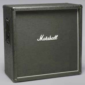Marshall MX412B 4x12 240W Straight Extension Guitar Cabinet