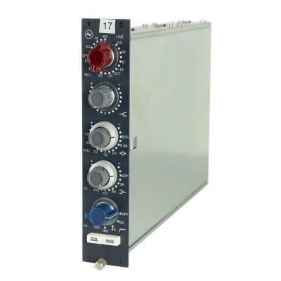 AMS Neve 1073 CV Vertical Mic Preamp / EQ Module