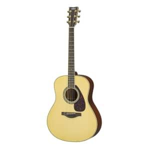 Yamaha LL6M Acoustic Guitar Natural