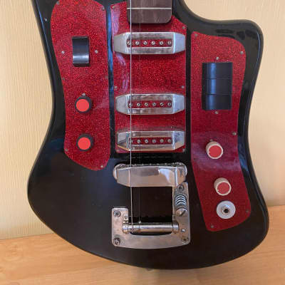 Formanta USSR Soviet Electric Guitar With FUZZ Vintage for sale