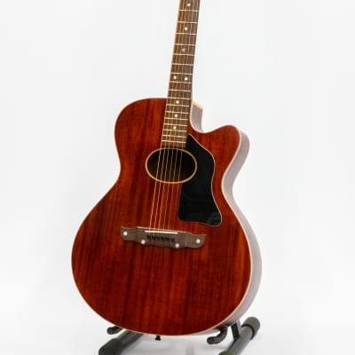Klira Caramba 1966 Red Mahogany, Resurrected - Solid Mahogany Top - New top braces. Updated Listing. for sale