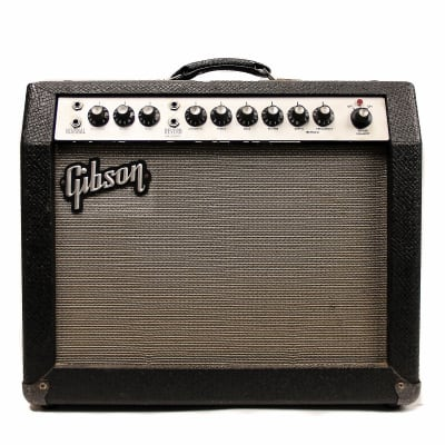 "Gibson GA-20RVT Minuteman 12-Watt 1x12"" Guitar Combo 1965 - 1967"