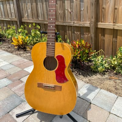 Harmony Harmony Marlin Kay Unknown Vintage L-00 size guitar for sale