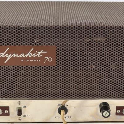 Vintage Dynaco Dynakit Stereo 70 ST-70 Tube Amplifier Amp Preamplifier Preamp