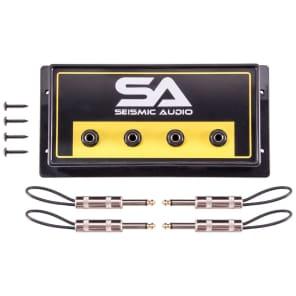 Seismic Audio SA-4key Amplifier 4-Key Holder