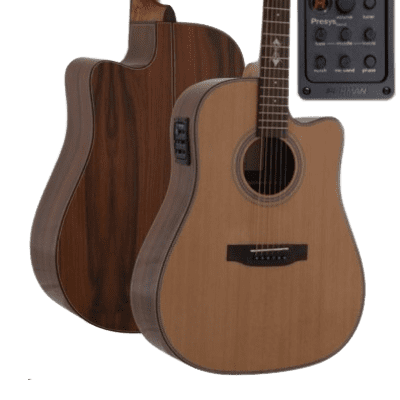 de salvo AG219CEQ4  chitarra acustica elettrificata solid for sale