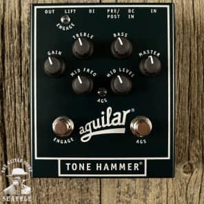 Aguilar Tone Hammer Bass Preamp & Direct Box