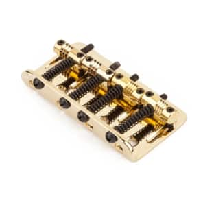 Fender American Deluxe 4-String Bass Bridge Assembly