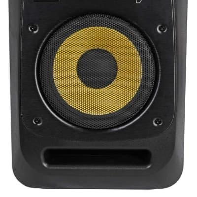 """KRK V8S4-NA V-Series 8"""" Powered Reference Studio Monitor Active Speaker"""