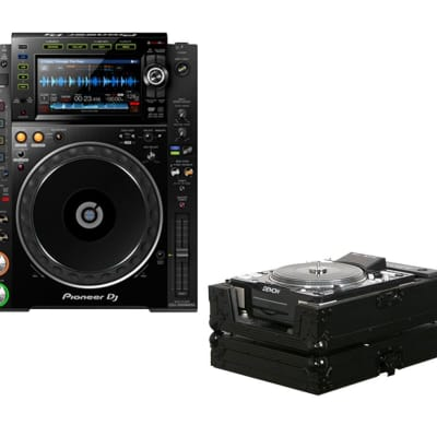 Pioneer CDJ-2000NXS2 CD Player + Free Black Label Case (Open Box)