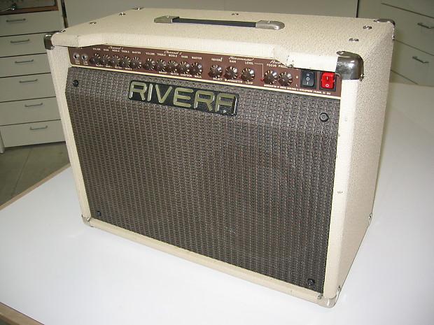 Rivera 2 10 Combo Cream Tolex Reverb