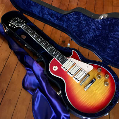 Gibson Ace Frehley Les Paul 1998  Heritage Cherry Sunburst for sale