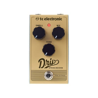 TC Electronic Drip Spring Reverb for sale