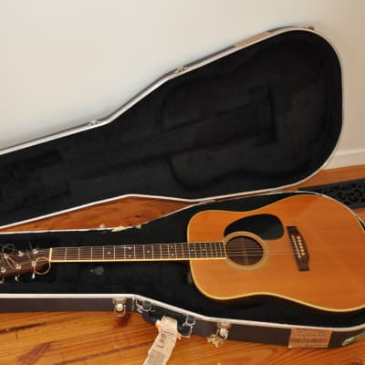 Takamine EF360 1980 Dreadnought Acoustic-Electric Guitar for sale