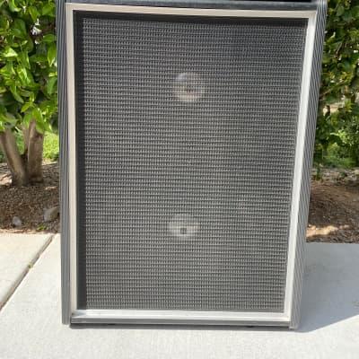 Vintage Jordan J-444 Guitar Amplifier & 2 X 12 Cabinet  70s for sale