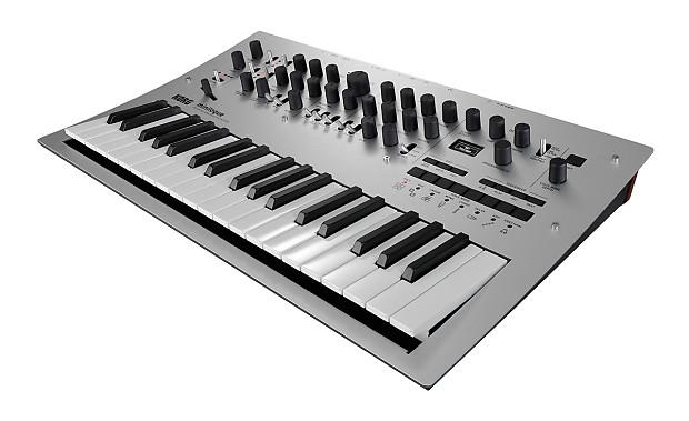 korg minilogue soft case bundle 4 voice polyphonic analog reverb. Black Bedroom Furniture Sets. Home Design Ideas
