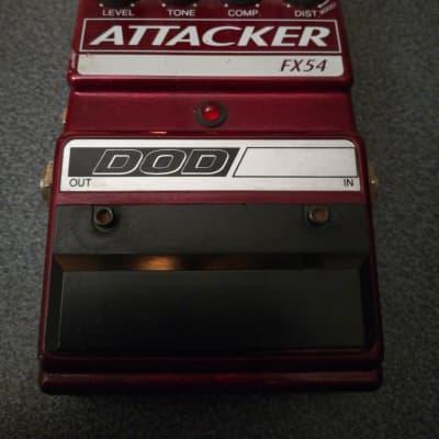 DOD FX54 Attacker Compressor / Distortion for sale