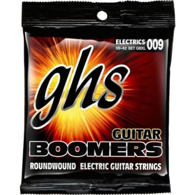 GHS GBXL Boomers Extra Light 09-42