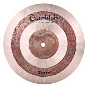 "Turkish Cymbals 10"" Custom Series Sehzade Splash SH-SP10"