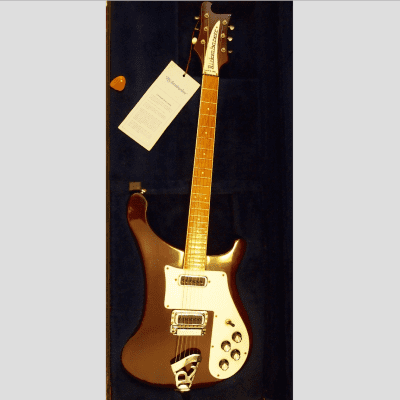 Rickenbacker 480 Burgundy 1981 Owned by Lucio Fabbri for sale