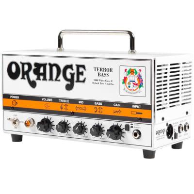 Orange BT1000H Terror Bass 1000-Watt Bass Amp Head