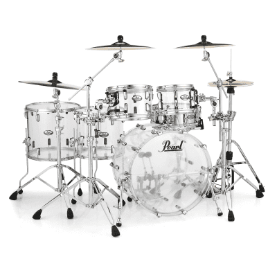 """Pearl CRB525FP Crystal Beat 10 / 12 / 14 / 16 / 22"""" 5pc Shell Pack"""