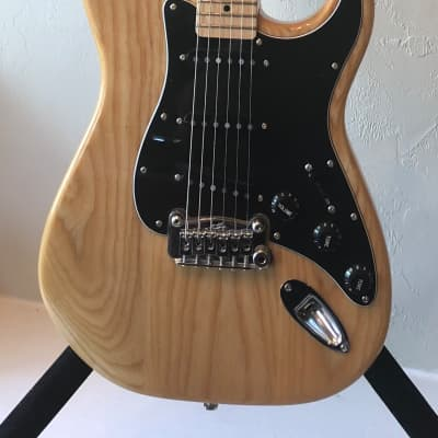 G&L Tribute Legacy Natural Ash w/ Maple Fingerboard for sale