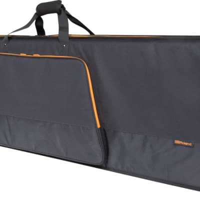 Roland CB-G76 Gold Series 76-Note Keyboard Bag with Backpack and Shoulder Straps - New,  Open Box!