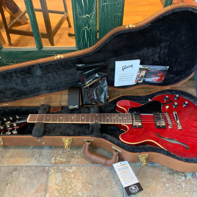 2020 Gibson ES-339 Electric Guitar - Gloss Cherry w/ OHSC