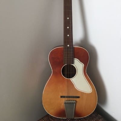 Airline  Parlor  1950-60's cherry sunburst for sale