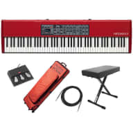 Nord Piano 3 HA-88 Virtual Hammer Action Technology NEW Piano3 HA88 BUNDLE 4