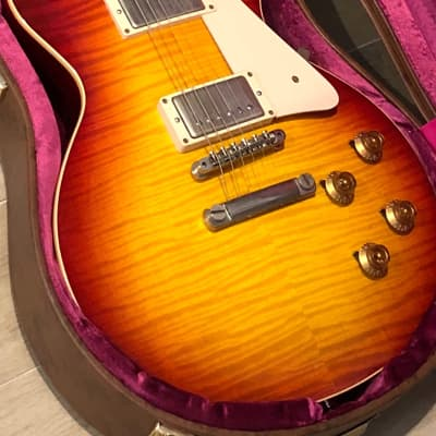 2015 Gibson CS9 '50s Style Les Paul Standard VOS The Essence of an Iconic '59 Burst! for sale