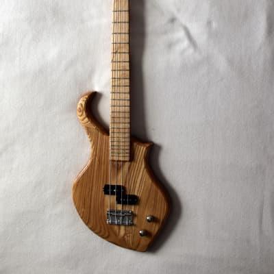 Custom Amphora P Bass 2021 Natural