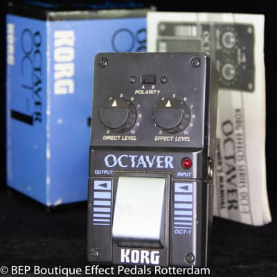Korg OCT-1 Octaver s/n 001864 80's Japan for sale