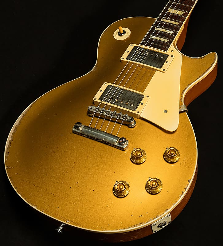 Wildwood-spec Gibson Custom Shop Murphy Lab 57 Les Paul Standard