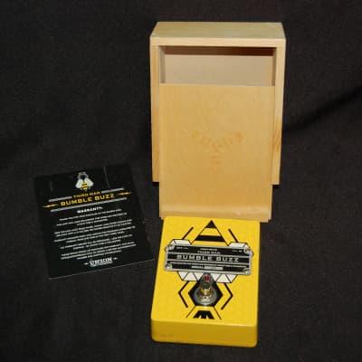 TMR Third Man Records Bumble Buzz (Limited Vault Edition Yellow) Octave Fuzz Pedal w/Box