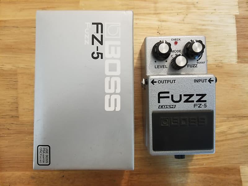 boss fz 5 fuzz the gear shack reverb. Black Bedroom Furniture Sets. Home Design Ideas