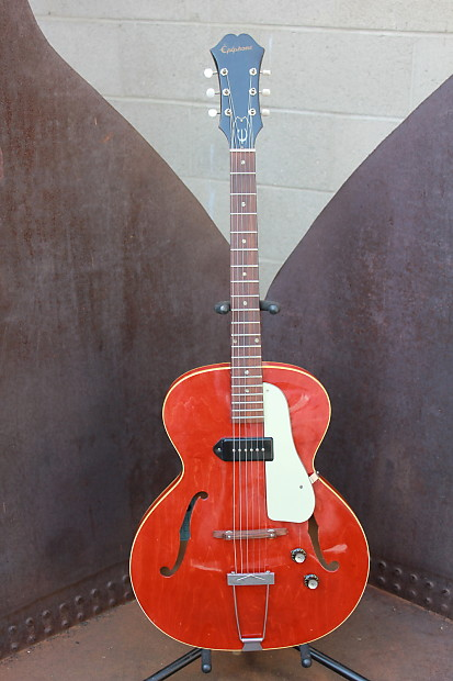 Epiphone Century 1964-1966 Red | Folk Music Center