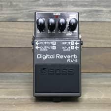 Boss RV-5 Reverb Grey