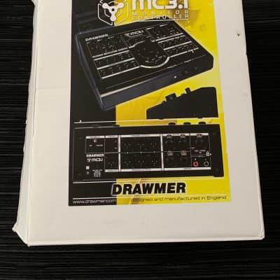 Drawmer MC3.1 Monitor Controller 2018 Black
