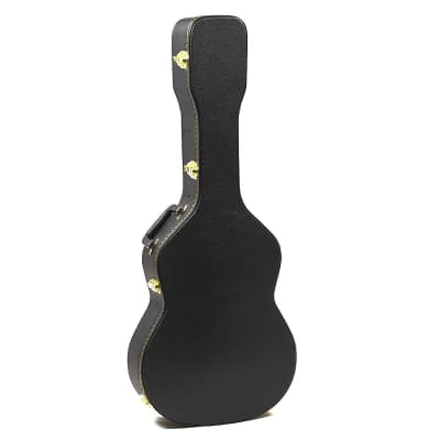 Guardian  Classical Guitar  Case Black /with  Grey Interior