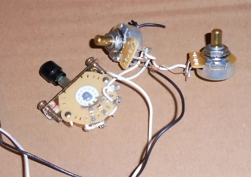 Fender 50s Ri Roadworn Fender Telecaster Wiring Harness