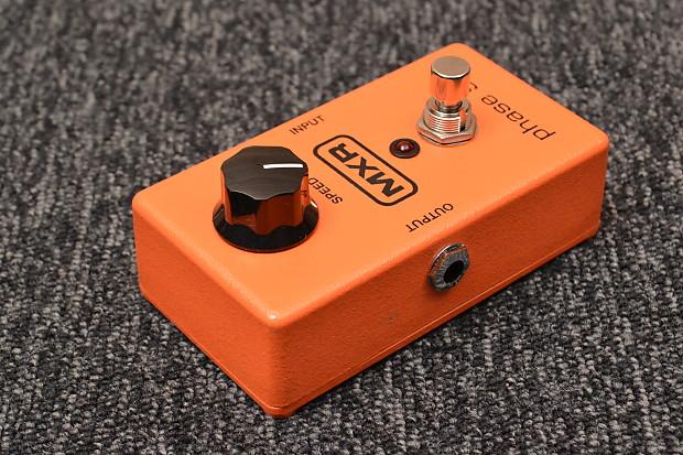 Phaser Guitar Pedal : dunlop mxr phase 90 m101 phaser guitar effect pedal reverb ~ Vivirlamusica.com Haus und Dekorationen