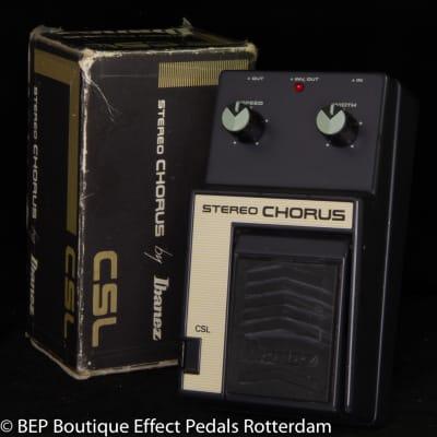 Ibanez CSL Stereo Chorus 1985 s/n 064435 Japan