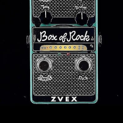 Zvex Vertical Vexter Box of Rock