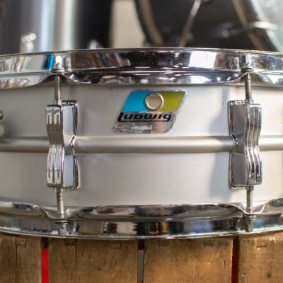1980s Ludwig 5x14 Acrolite Snare Drum
