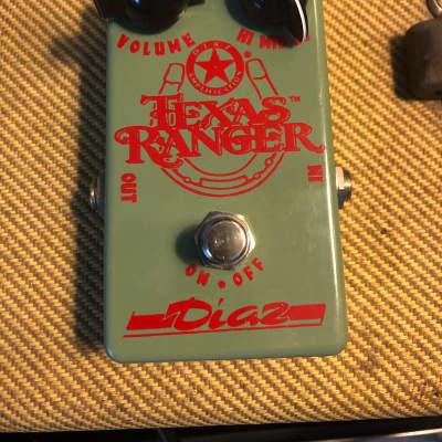 Diaz Texas Ranger boost (Rangemaster clone) w/ Box for sale